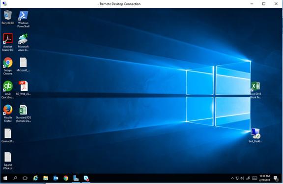 Full Desktop