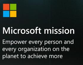 Microsoft Goal